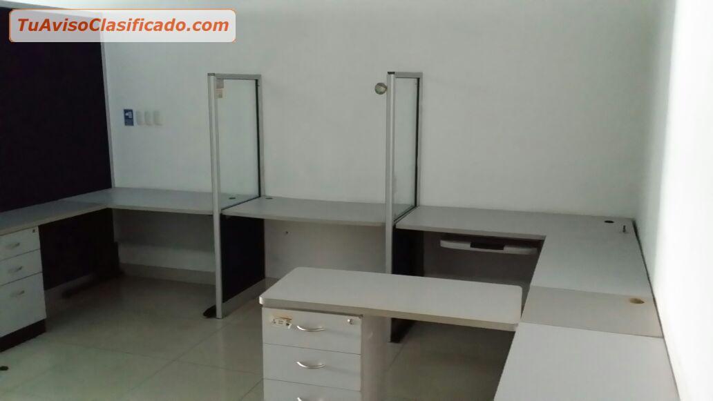 Mobiliario de madera y f rmica de art culos de oficina y for Mobiliario modular para oficina