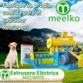 Extrusora MKEW090B para alimento para perros