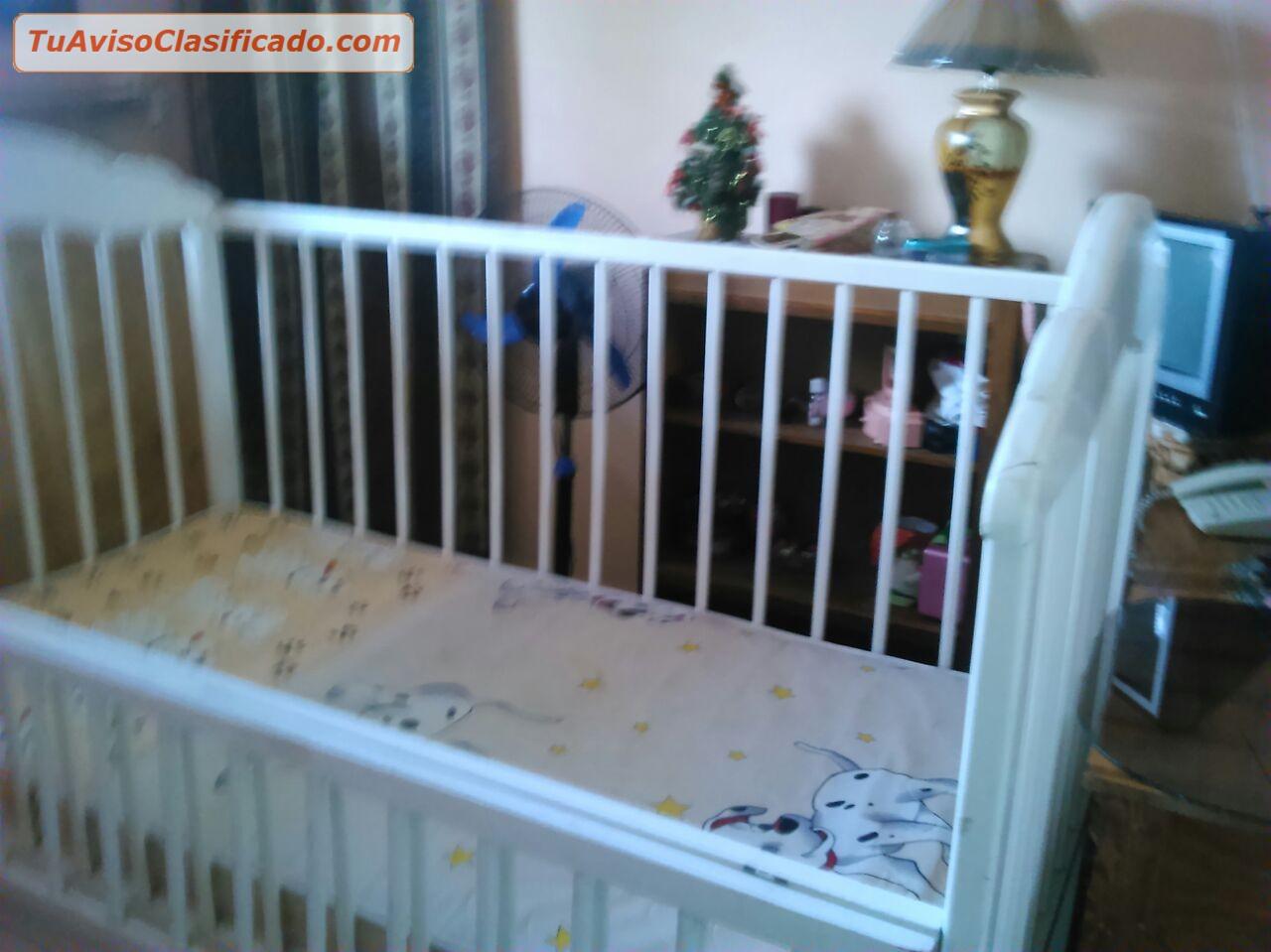 cama cuna blanca beb s y ni os cunas corrales y