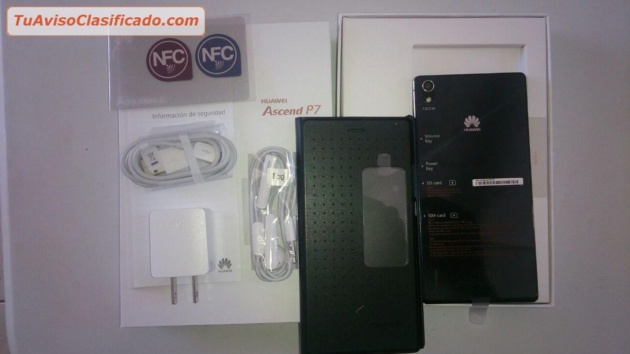 Huawei P7 Nuevo Desbloqueados En Caja C/garantía ...
