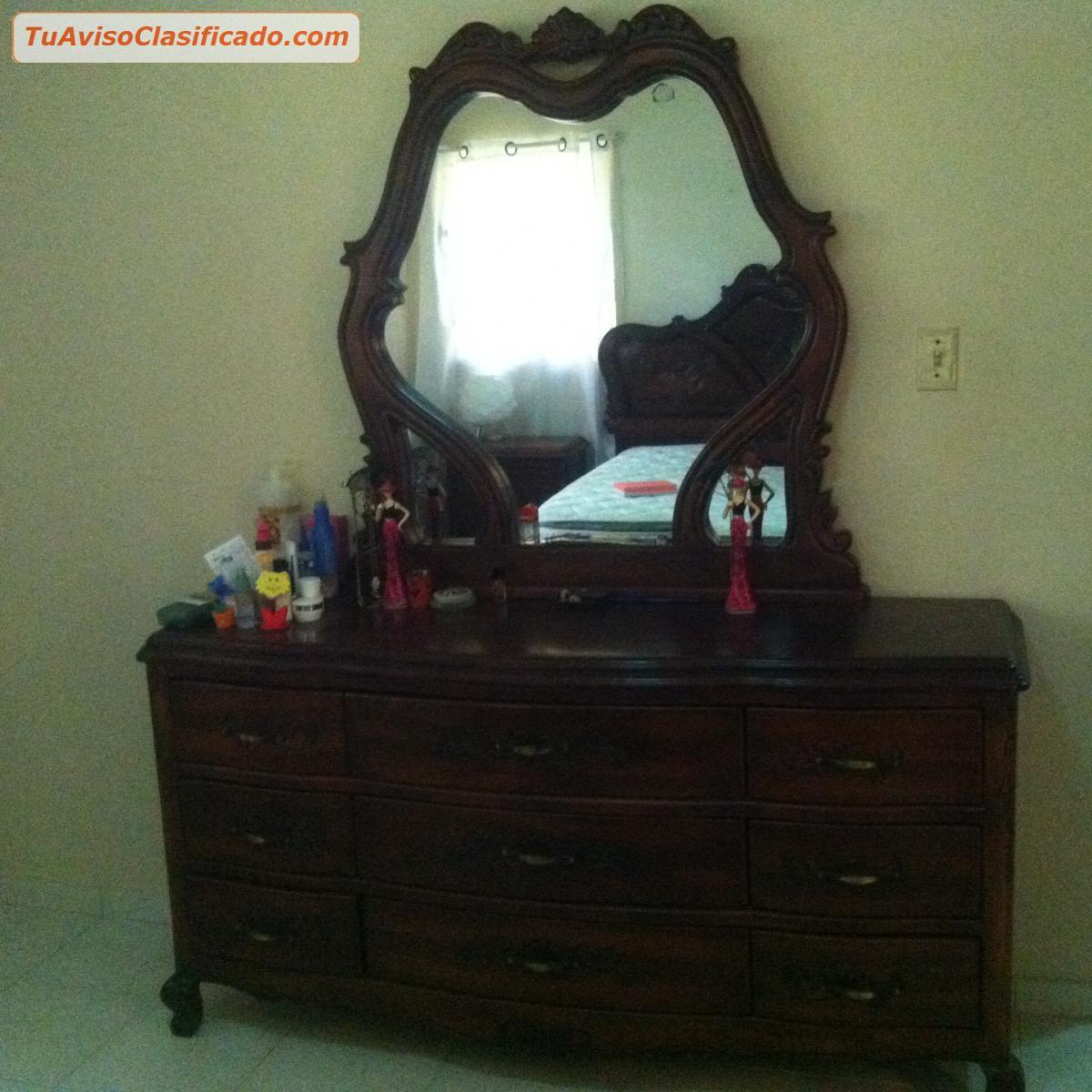 Mobiliario y equipamiento en for Juego de dormitorio queen
