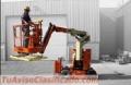 Tijerillas y Manlift Malecon alquiler de equipos tel 8095350000