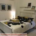 Alquiler Lujoso apartamento de 1 habitación, Gazcue