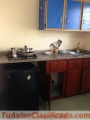 Alquiler Apartamento Amueblado En Gazcue, 1er Piso, centu