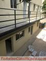 Apartamento estudio amueblado, Zona Universitaria