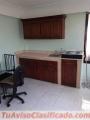 Apartamento amueblado 1 habitacion Miraflores. unibe, gazcue