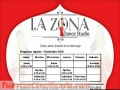 Clases Belly dance, ballet, jazz,  hip hop, salsa, merengue, bachata, pilates, Yoga, Zumba