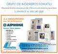 OFERTA DE INTERCOM RESIDENCIAL AIPHONE – GRUPO DE ING. KOMATSU