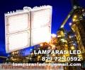 Iluminacion para fabricas y naves industriales con 175W!