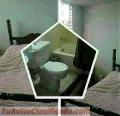 Habitaciones Amuebladas solo para damas