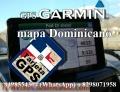 GPS Mapa Dominicano, version completa y actualizada para Garmin.