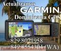 Actualizacion Garmin para el carro con GPS Mapa Dominicano
