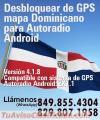 Desbloquear GPS mapa Dominicano para Autoradio Android