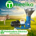 Maquina Meelko para pellets con madera 120 mm electrica 45-60 kg/h - MKFD120B