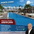 Adquiere tu apartamento en playa Punta Cana RD