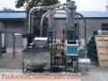 Molino para harina de trigo 300-400kg kit completo
