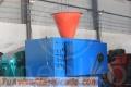 Prensa MKBC20 para hacer carbón en briquetas