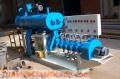 Extrusora MKEW120B para pellets flotantes para peces