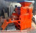 Prensa MKBC08 para hacer carbón en briquetas