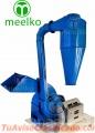 Molino de martillo MKHM420C para avena