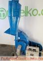 Molino de martillo MKHM420C para cebada