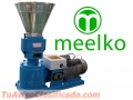 Peletizadora MKFD150B para compost en fertilizantes