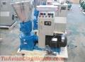 Peletizadora Eléctrica MKFD200B pellets de alfalfa 200mm