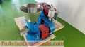 Peletizadora Diésel MKFD230A pellets de alfalfa y pastura