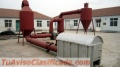 Secadora Flash Drye de alto rendimiento 800-1500 kg hora