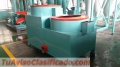 Granuladora modelo PS100 Meelko, 1 a 2 ton por hora