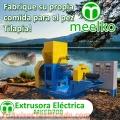 Extrusora pellets alimento de peces - MKED070B