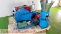 Peletizadora MKFD230A pellets astillas de madera