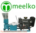 Peletizadora MKFD300A para concentrados balanceados