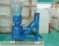 Peletizadora MKFD400P para piensos y pasturas
