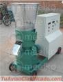 Peletizadora MKFD300C pellets de madera