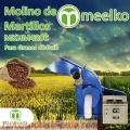 Molino de martillo MKHM420C para granos de café