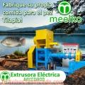 Extrusora MKED090B para alimento de peces