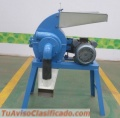 Molino de martillo MKHM158B para avena