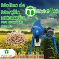 Molino de martillo MKHM158B para cebada