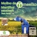 Molino de martillo MKHM420C (Arroz)