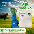 Peletizadora MKFD200C para comida de toro