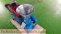 Peletizadora MKFD150A, alimentos balanceados
