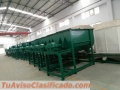 Máquina mezcladora universal 250 kg por hora