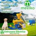 Extrusora MKEW070B, croquetas para perros