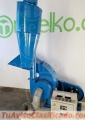Molino de martillo MKHM420C (cebada)