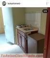 Alquiler, Apartamento Estudio, Próximo A La Correa Y Cidron