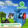 Presa de briquetas MKBC02