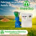 Peletizadora electrica MKFD300C