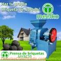 Prensa de  briquetas MKBC20