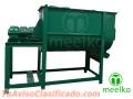 Secador de acero COMBO EXTRUDER